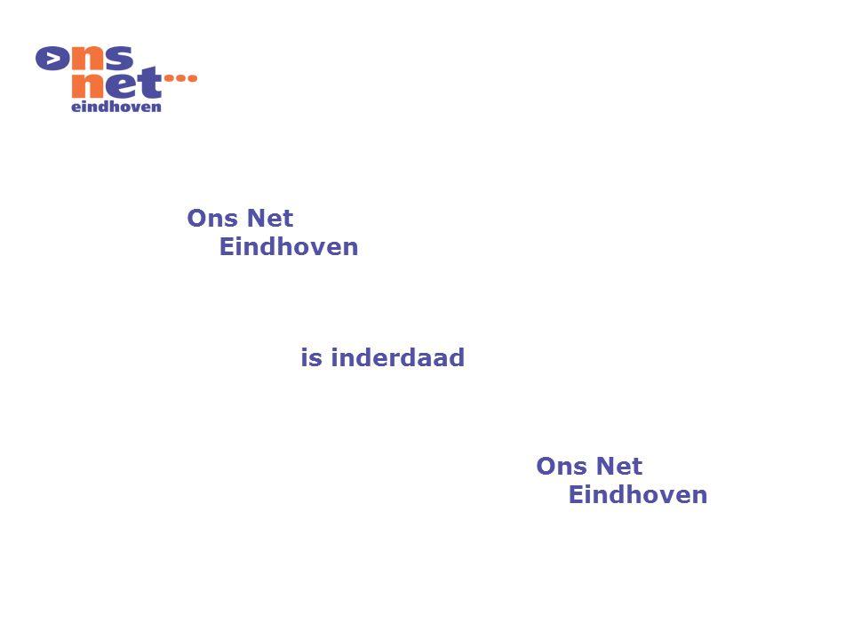Ons Net Eindhoven is inderdaad