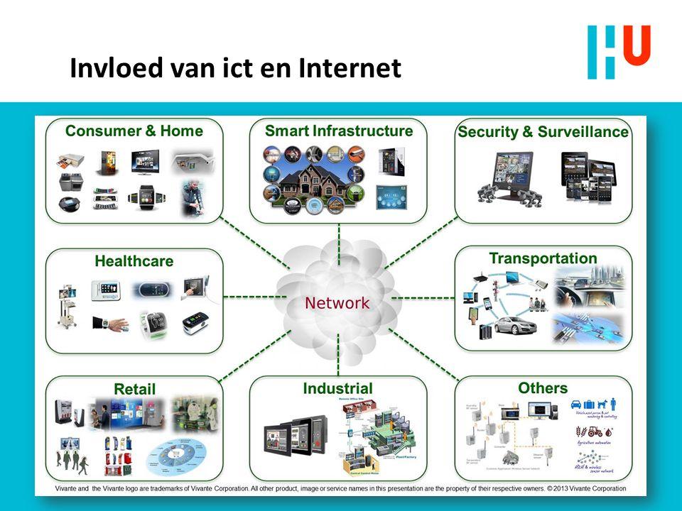 Invloed van ict en Internet 6