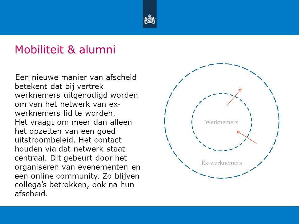 Hoger opgeleide alumni hebben vaak een groot relevant netwerk wat kan fungeren als bron voor het werven van kandidaten, partners, referrals, rehires en kennis.