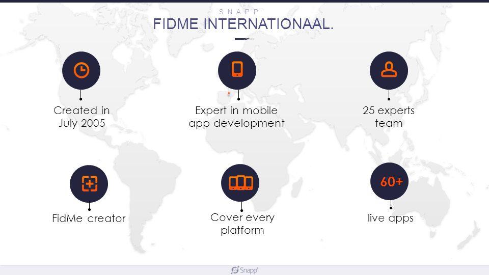 N°1 IN EUROPA De app waar alle stempel en barcodekaarten worden in gezet, (retailer & small businesses) en aanbiedingen worden geplaatst.