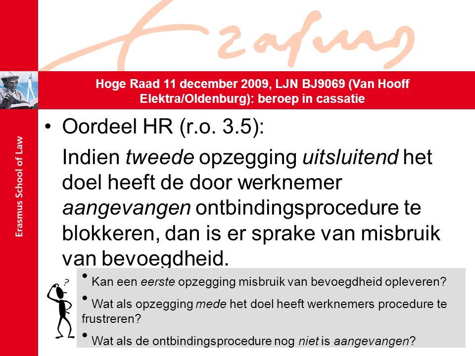 Oordeel HR (r.o.