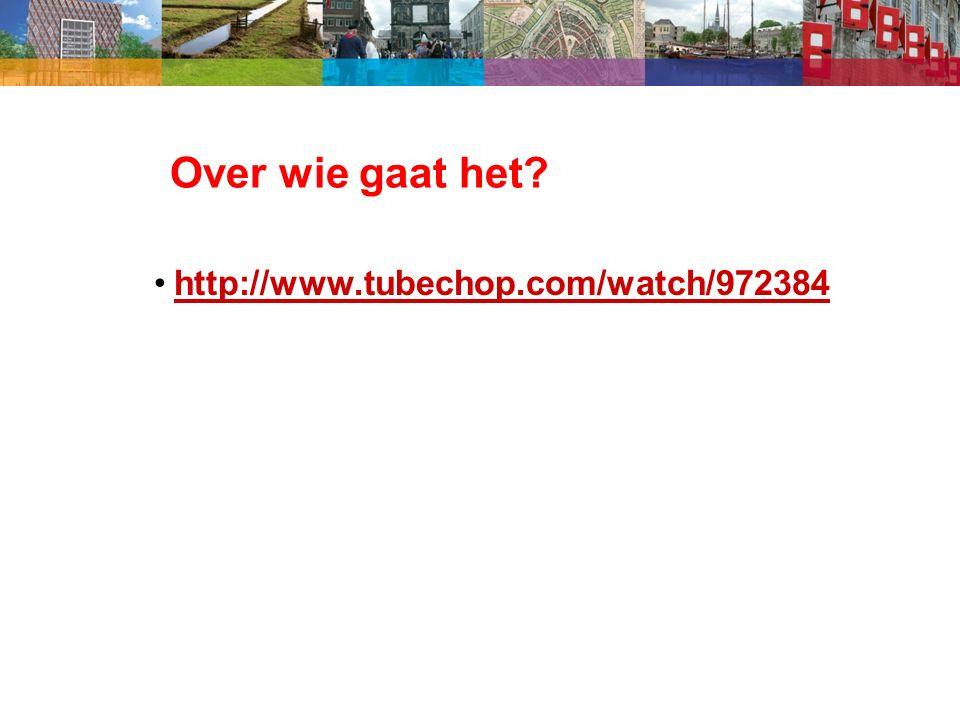 Over wie gaat het http://www.tubechop.com/watch/972384