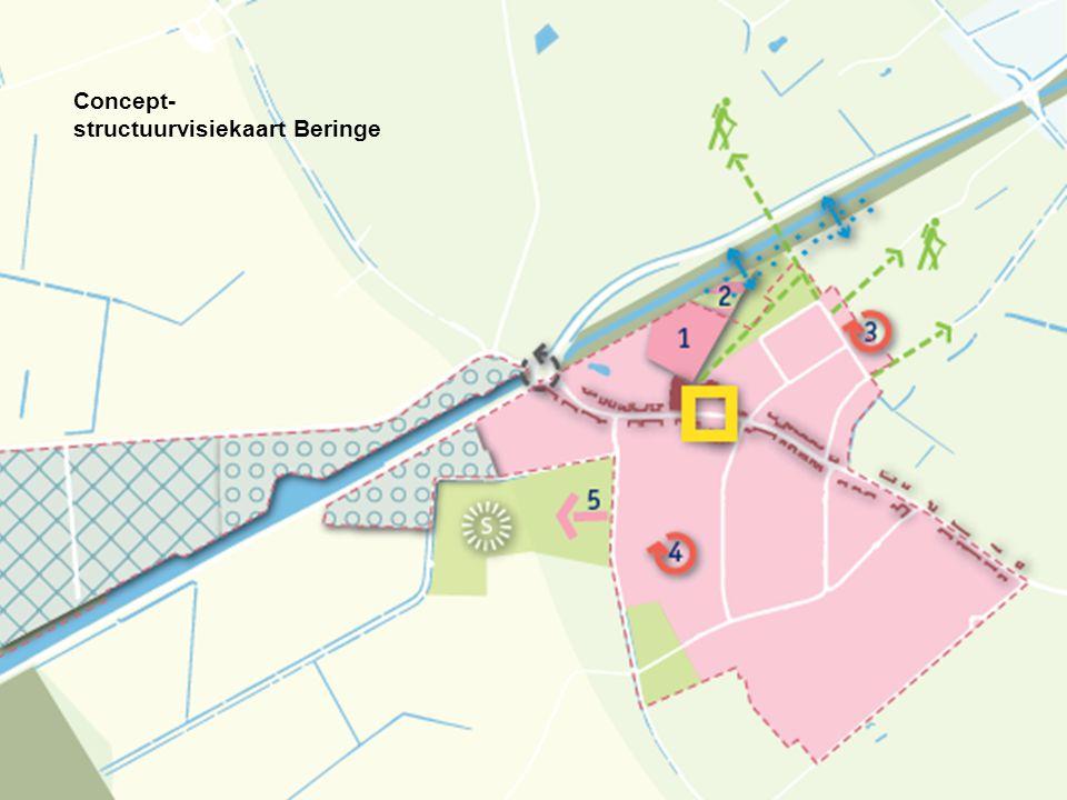 Concept- structuurvisiekaart Beringe