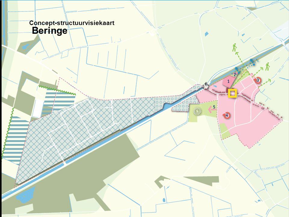 Concept-structuurvisiekaart Beringe