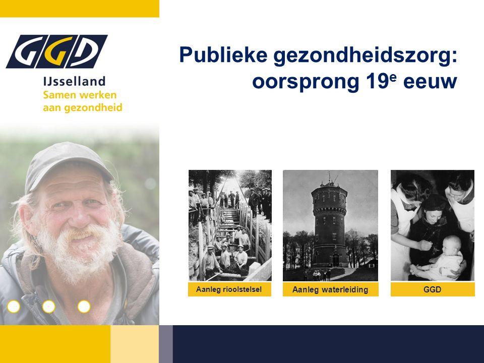 Wat doet de GGD in Steenwijkerland.