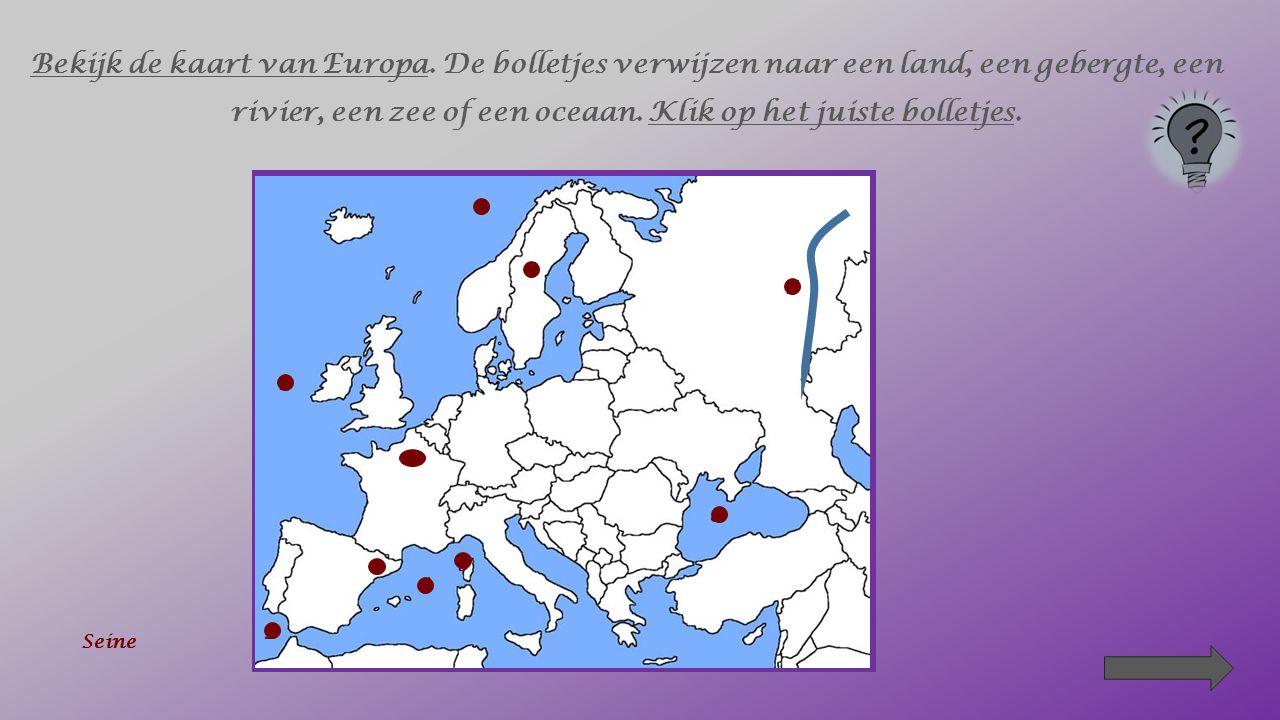 Berken de werkelijke afstand tussen de steden. !!! Gebruik de staatkundige kaart van Europa !!! Noteer de schaalverdeling : schaal = 1 : 15 000 000 1