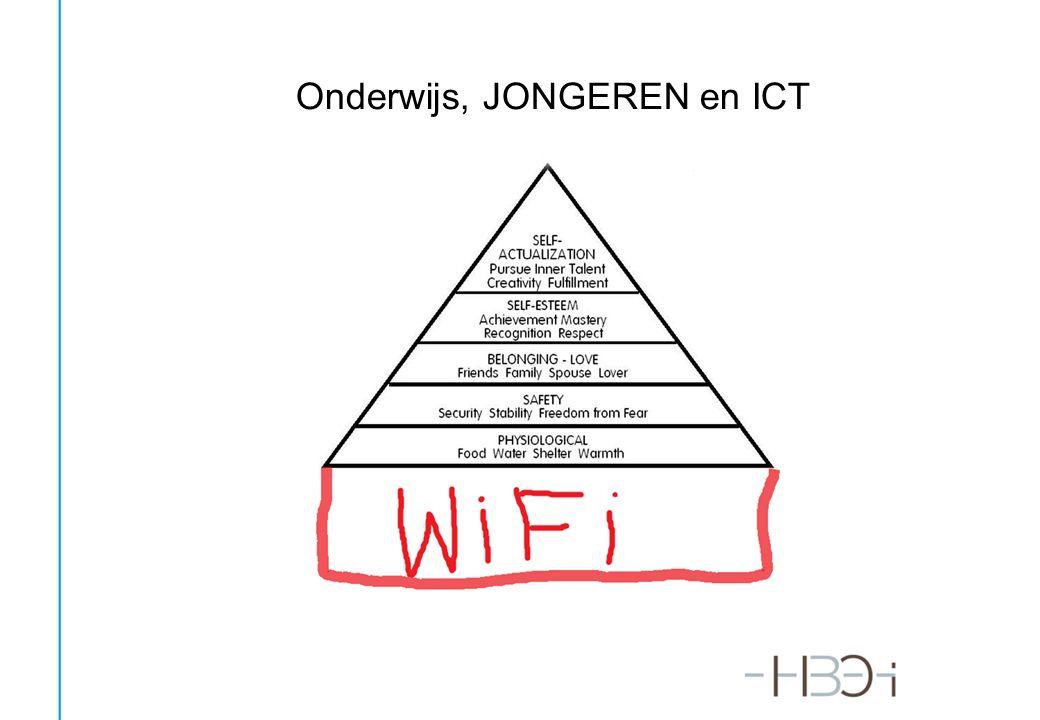 Onderwijs, JONGEREN en ICT