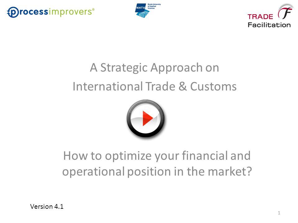 Importeur en/of Producent U bent importeur of producent met internationale handel en u importeert uw goederen van buiten de EU.