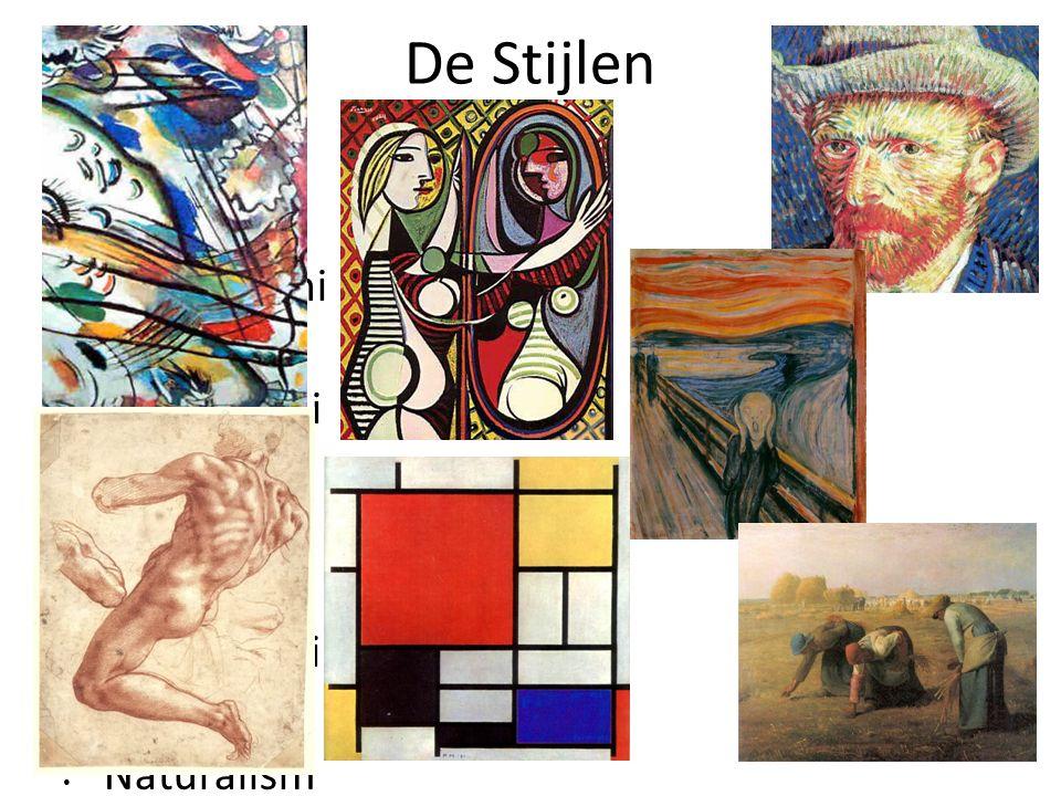 Technieken in Beeldende Kunst- 2d Handwerk - tekenen, schilderen, collage, Machine - grafiek, fotografie, film, digitaal