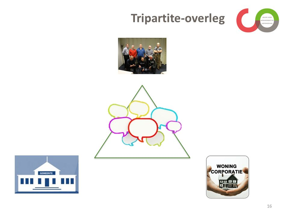 Tripartite-overleg 16