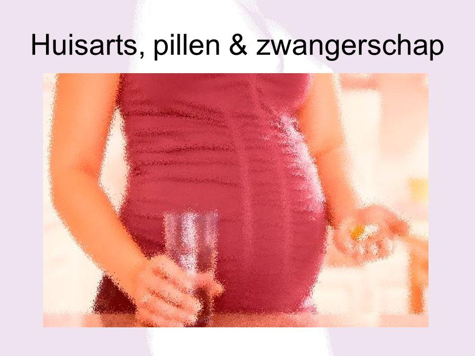 Huisarts, pillen & zwangerschap