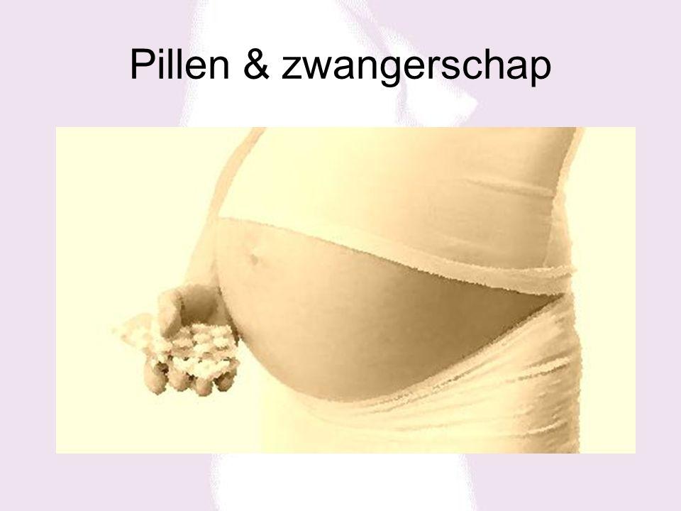Pillen & zwangerschap