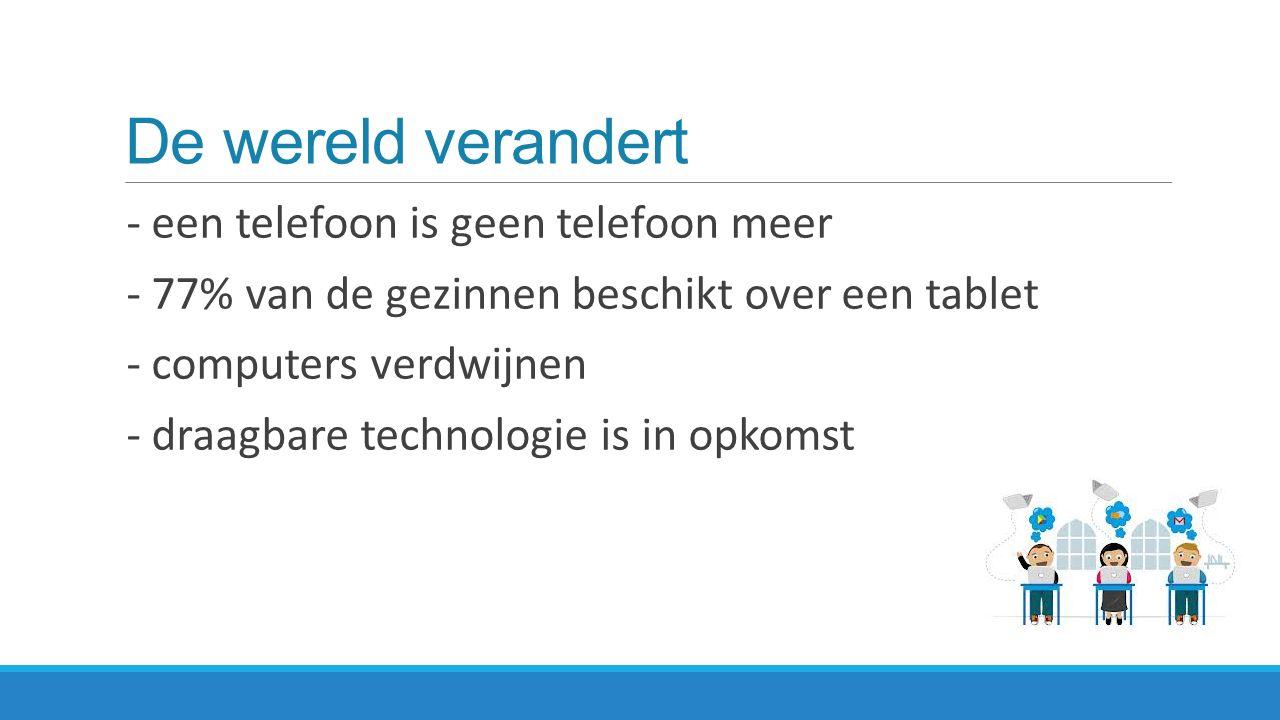 Waarom kiest D'n Heiakker voor BYOD?
