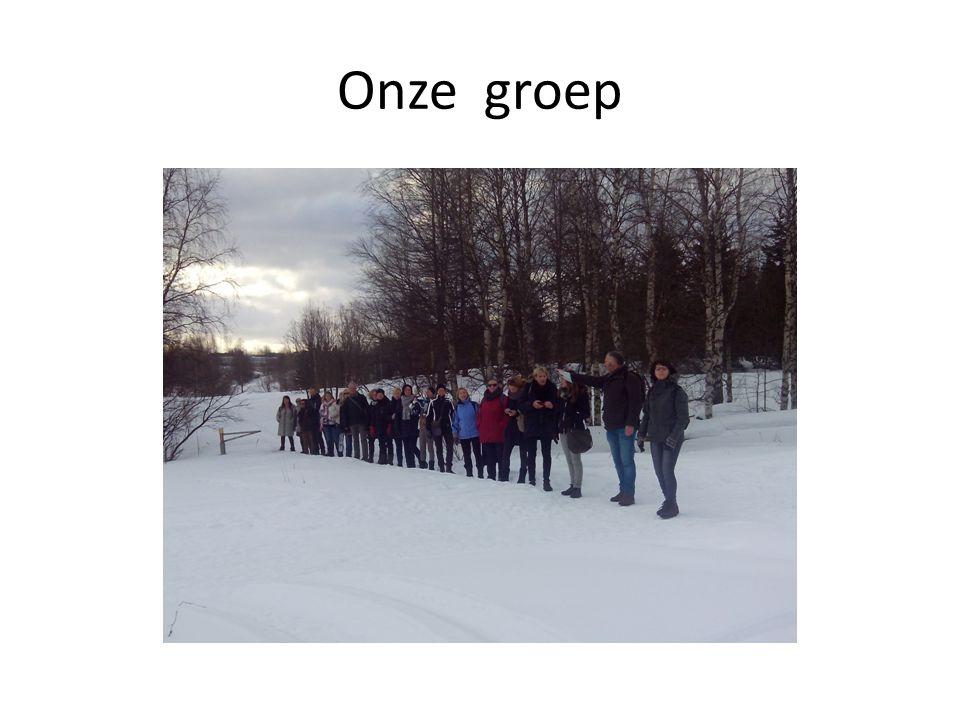 Onze groep