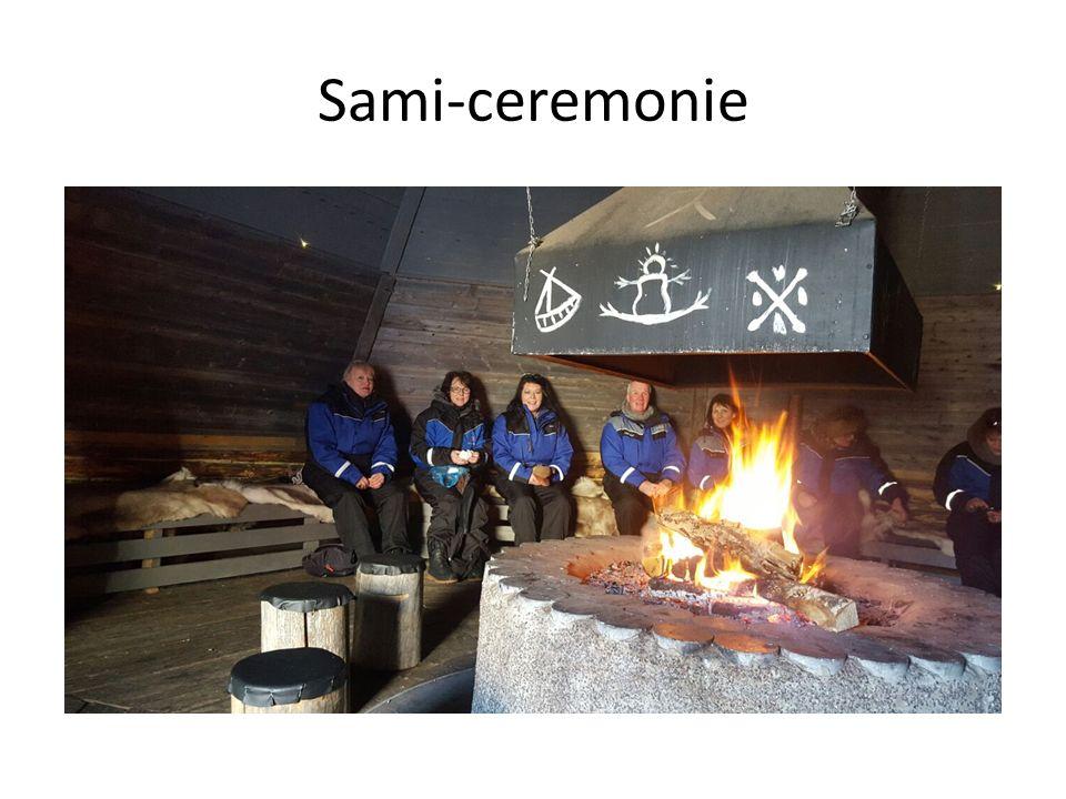 Sami-ceremonie