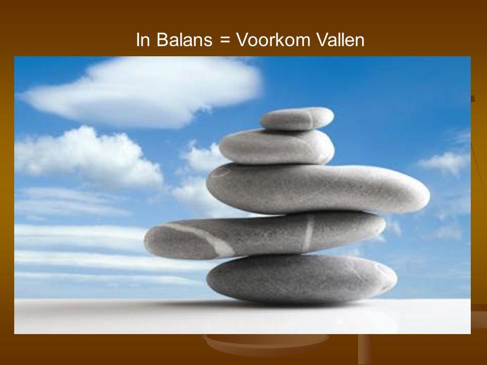 In Balans = Voorkom Vallen