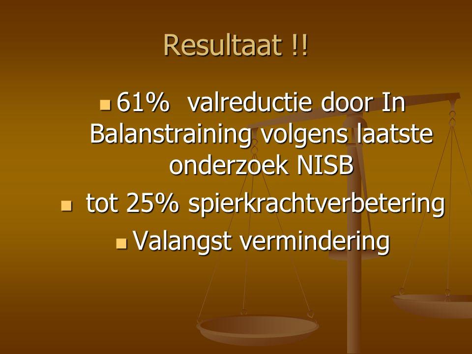 Resultaat !.