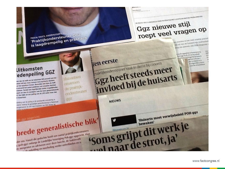 In Utrecht 8042 patiënten in zorg bij Altrecht, Kwintes, SWBU en Victas (850.000 inw) 30 EPA per Huisartsenpraktijk EPA: Psychotisch, Bipolair, EPA-persoonlijkheidsstoornis ikm autisme/ verslaving Gecoördineerde zorg; >> goede samenwerking!