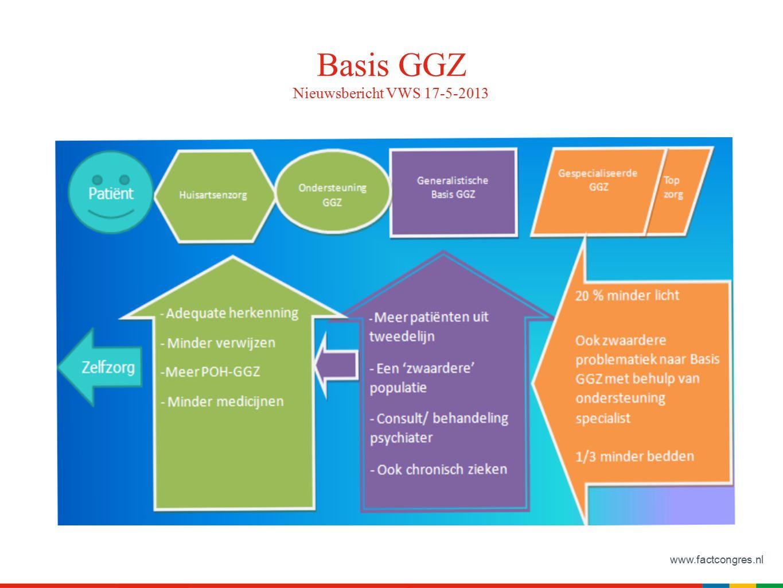 Basis GGZ Nieuwsbericht VWS 17-5-2013