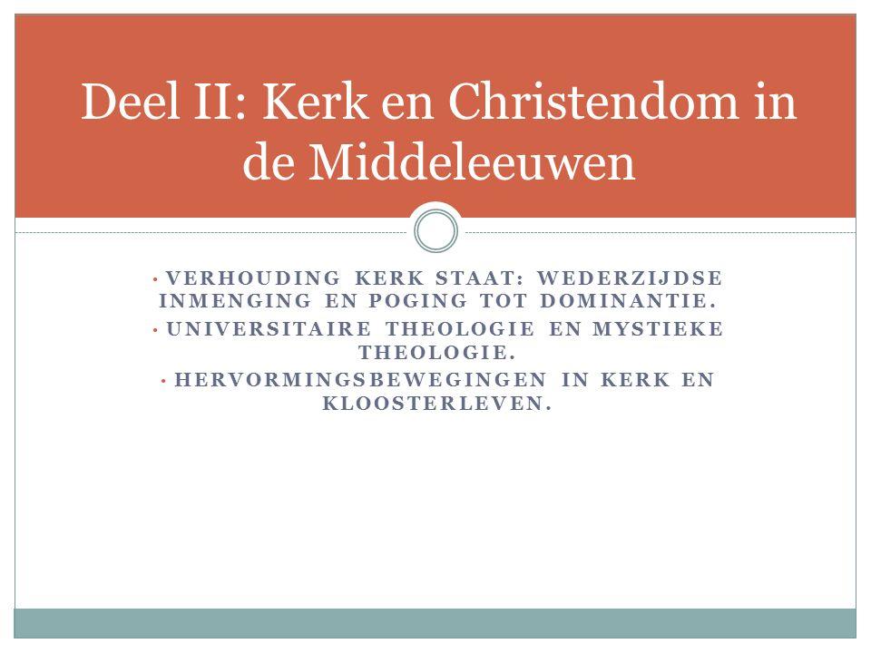 Kruistochten: 11 e -13 e E.Balans:  Positief:  Gemeenschapsbewustzijn Europese christenheid.
