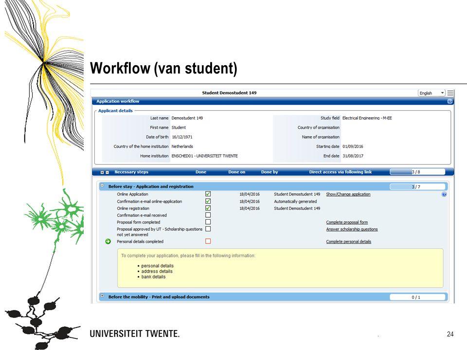 Workflow (van student).24