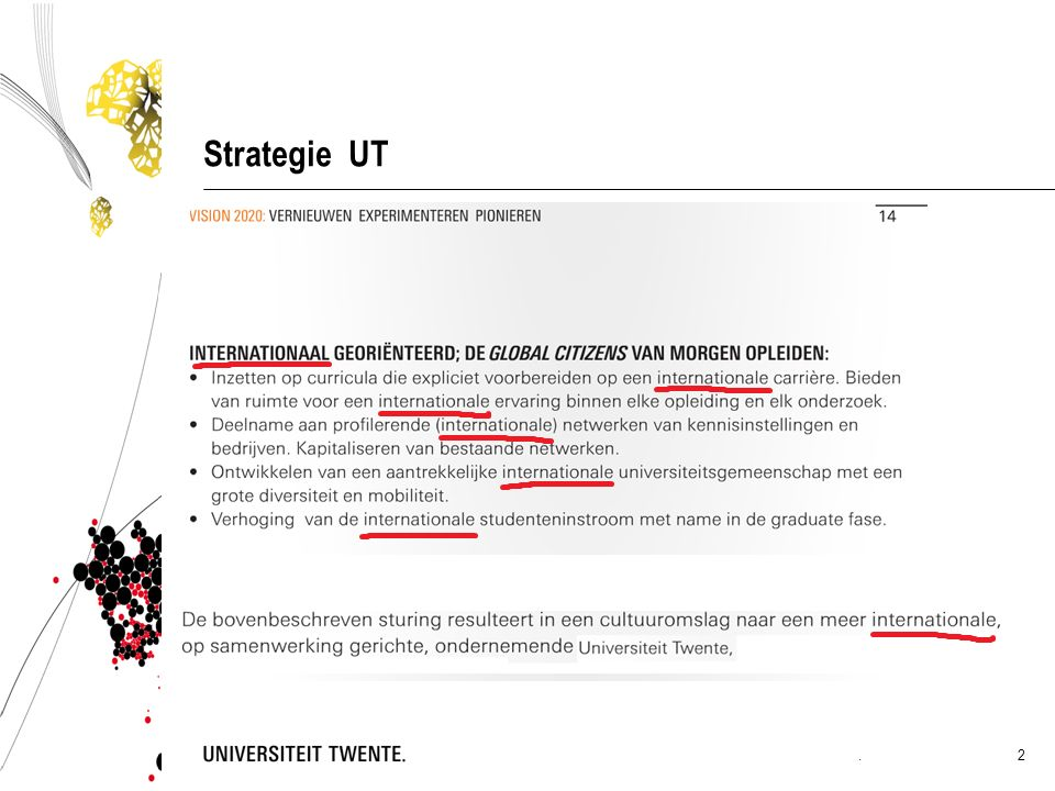 Strategie UT. 2