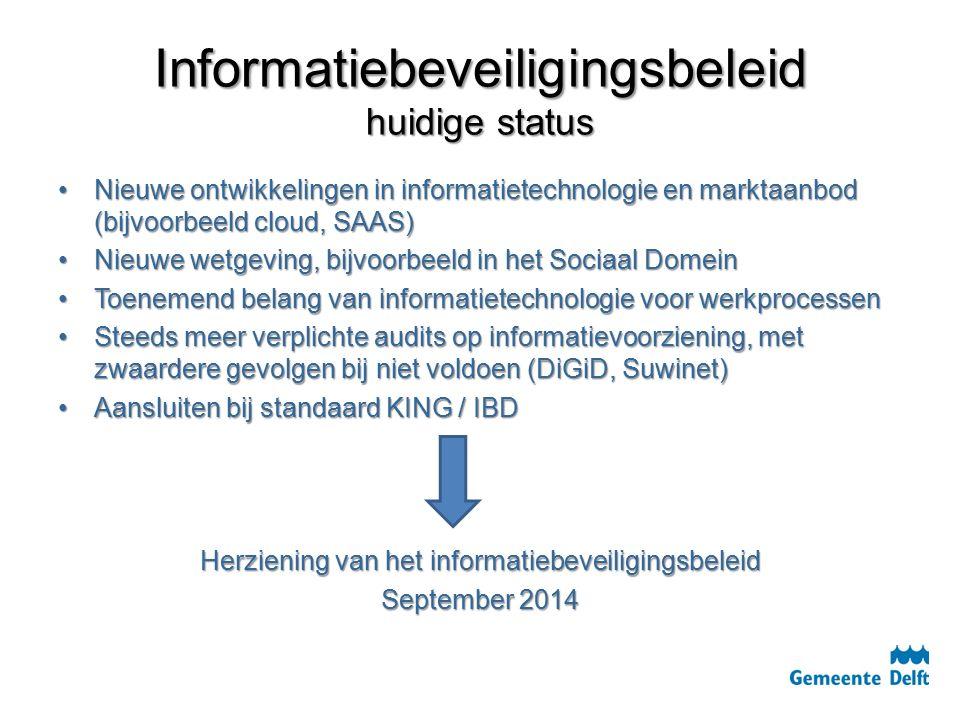 Informatiebeveiligingsbeleid privacy sociaal domein 1.Er zijn en komen geen aparte privacyregels voor het sociaal domein, anders dan al geregeld in WBP (straks europese verordening) en specifieke wetgeving.
