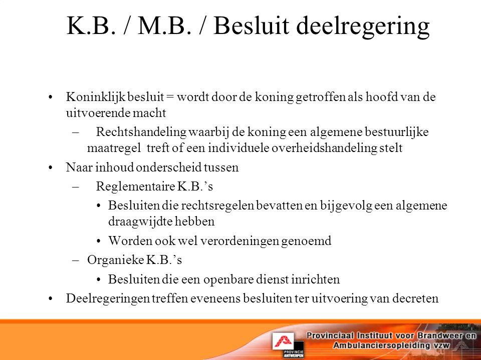 K.B. / M.B.