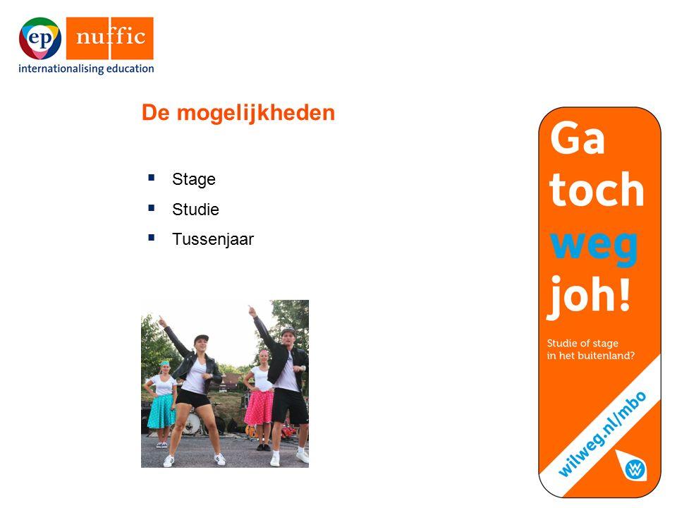16 De WilWegWijzer helpt je op weg met tips en adviezen voor je studie of stage in het buitenland.