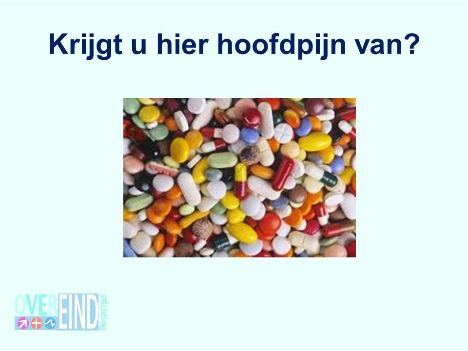 4. Medicatie Overgebruik Hoofdpijn (MOH) 30
