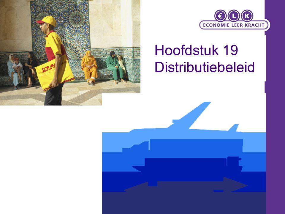 Hoofdstuk 19 Distributiebeleid