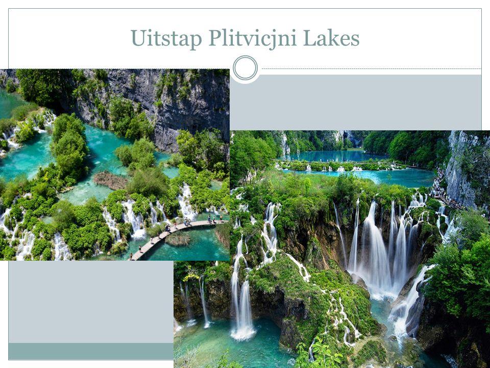 Uitstap Plitvicjni Lakes