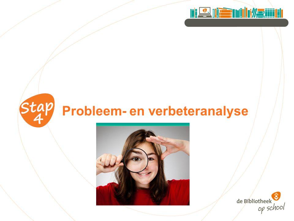 Probleem- en verbeteranalyse