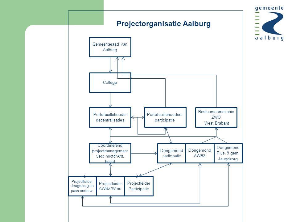 Gemeenteraad van Aalburg Projectleider Participatie Dongemond Plus, 9 gem.
