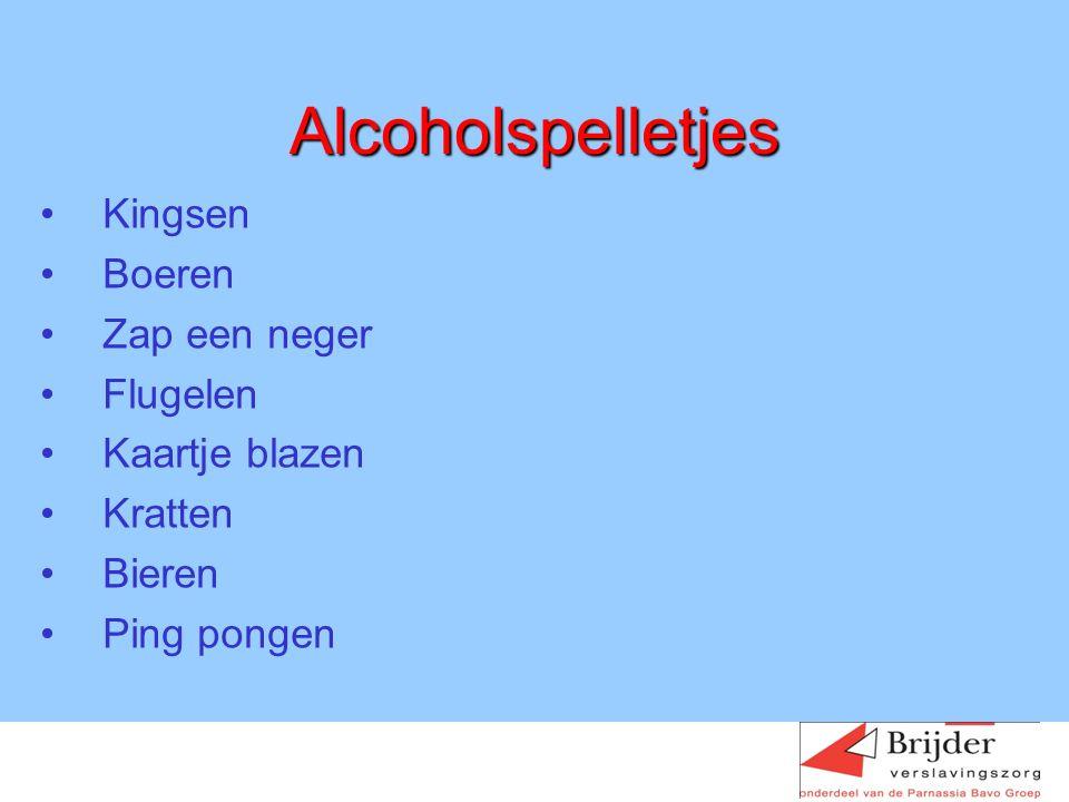 Effect alcohol algemeen 1-2 glazen ontremt Vrolijk, spraakzaam 4-7 glz aangeschoten Zelfoverschatting, niet goed beoordelen van situaties, verminderd reactievermogen 8-15 glz dronken Overdreven lachen, huilen, boos worden.
