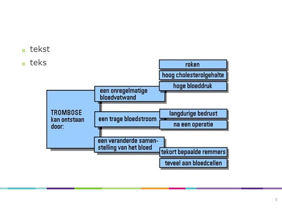 Work-up oogtrombose Bloeddruk Bloedonderzoek: BSE, Bloedbeeld, Creatinine, sGOT, LDH, glucose, lipiden, eiwit-electroferese, APTT Cardiale evaluatie Echoduplex carotiden Thrombofilie onderzoek (arterieel en < 45jr) 16