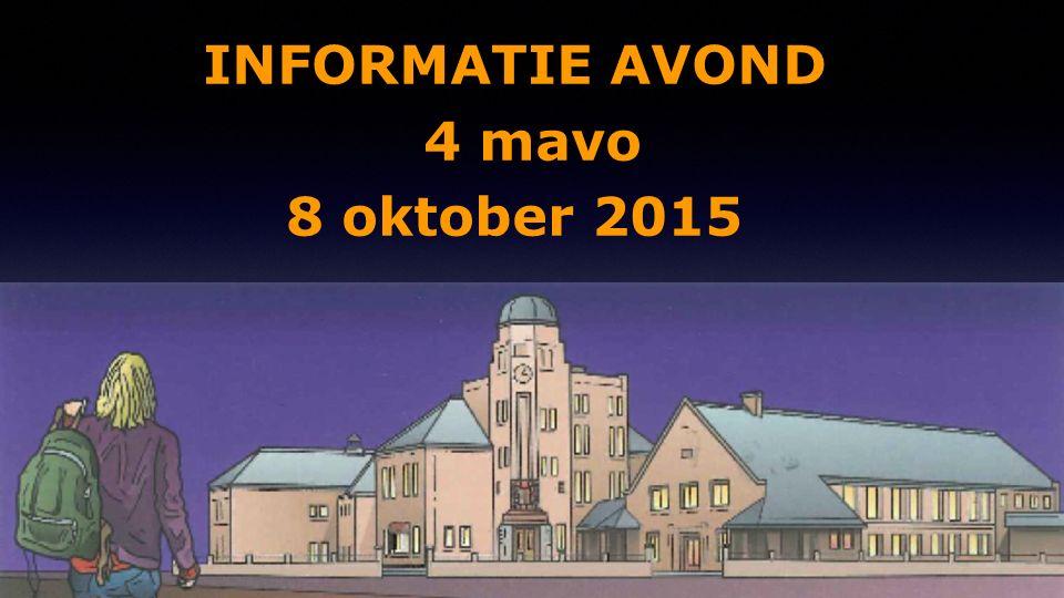 4 mavo  plv.Rector /afdelingsleider Hr. van der Hulst  Mentoren: 4Ma Hr.
