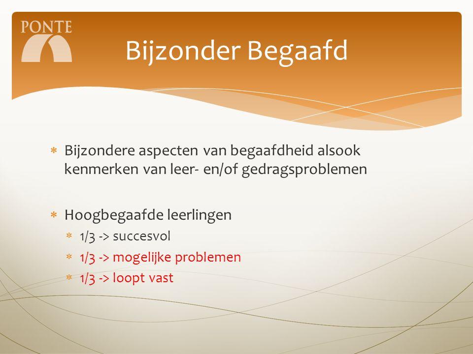  In potentie hoogbegaafde leerlingen  Groep 3 t/m 8  15 a 16 hoogbegaafde kinderen  Leerkracht en klassenassistent  Aanvulling op school Plusklas