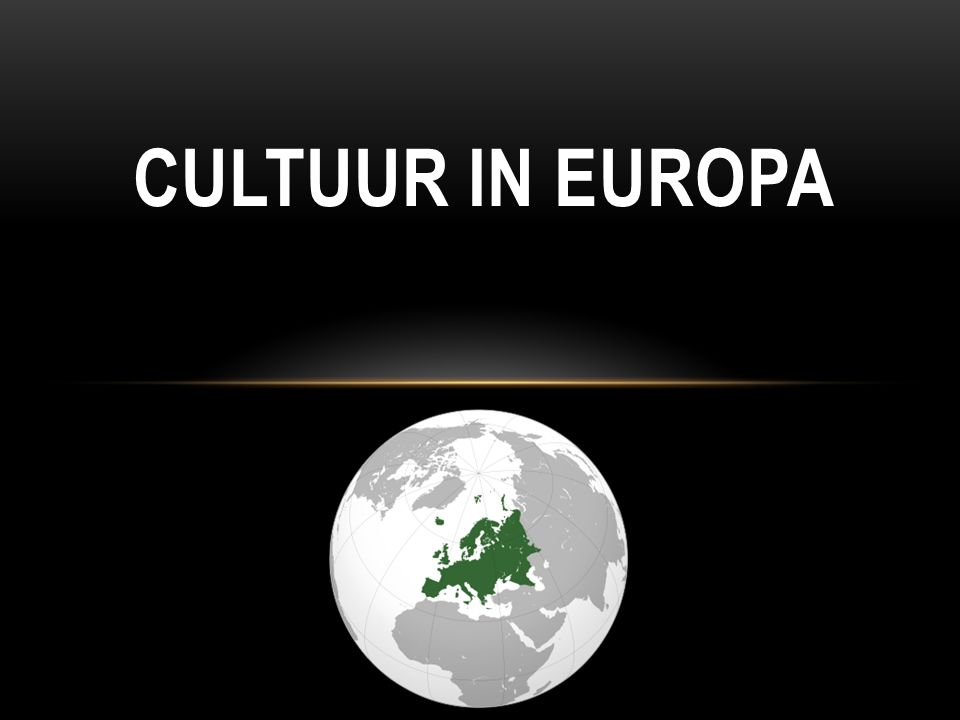 EUROPESE IDENTITEIT it is not a question of setting a collective identity against individual identities.