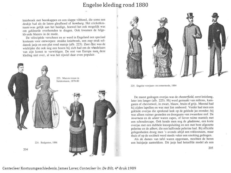 Cantecleer Kostuumgeschiedenis, James Laver, Cantecleer bv.