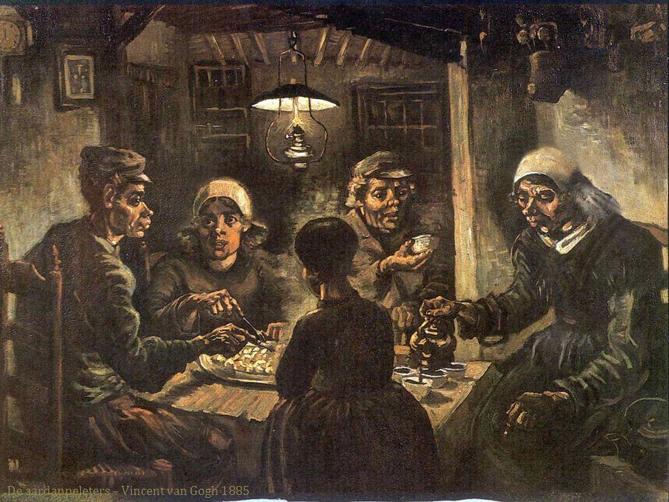 De aardappeleters – Vincent van Gogh 1885