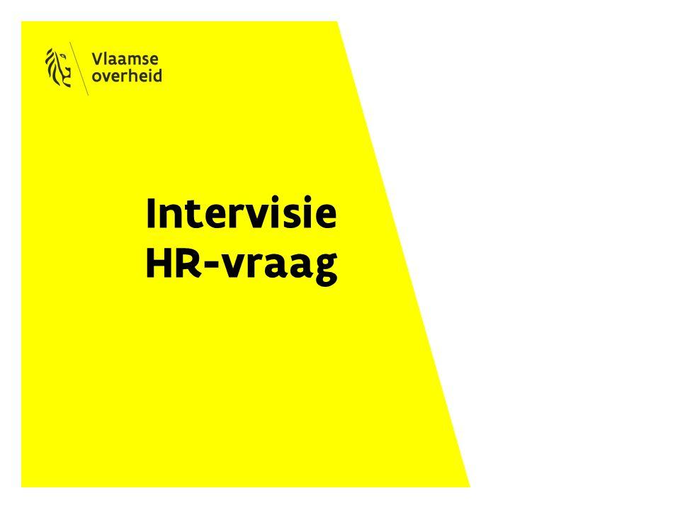 Intervisie HR-vraag