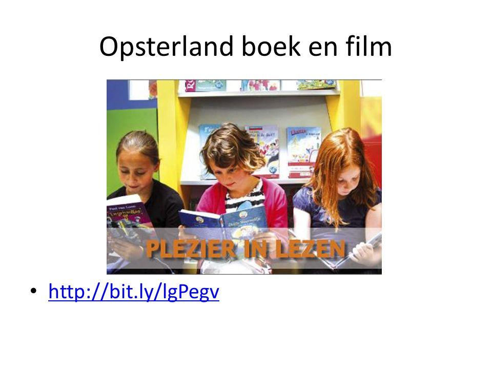 Opsterland boek en film http://bit.ly/lgPegv