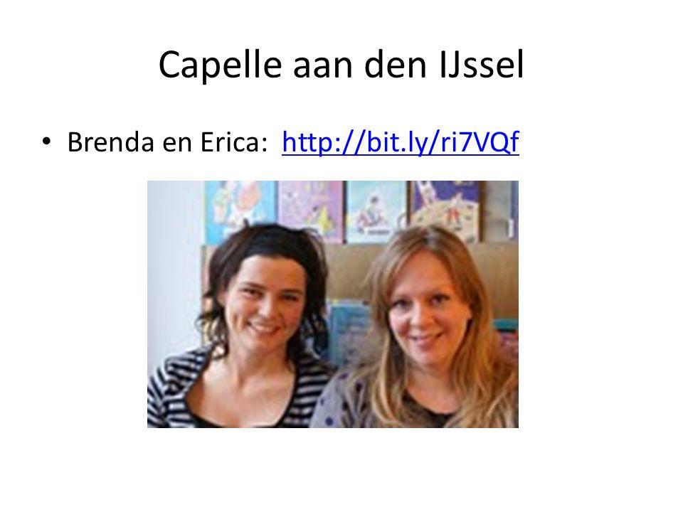 Capelle aan den IJssel Brenda en Erica: http://bit.ly/ri7VQfhttp://bit.ly/ri7VQf
