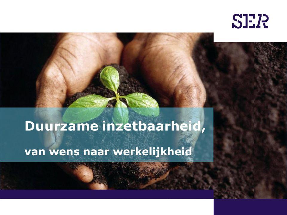 19-06-2012 | Aukje Nauta | Duurzame inzetbaarheid, van wens naar werkelijkheid Duurzame inzetbaarheid, van wens naar werkelijkheid