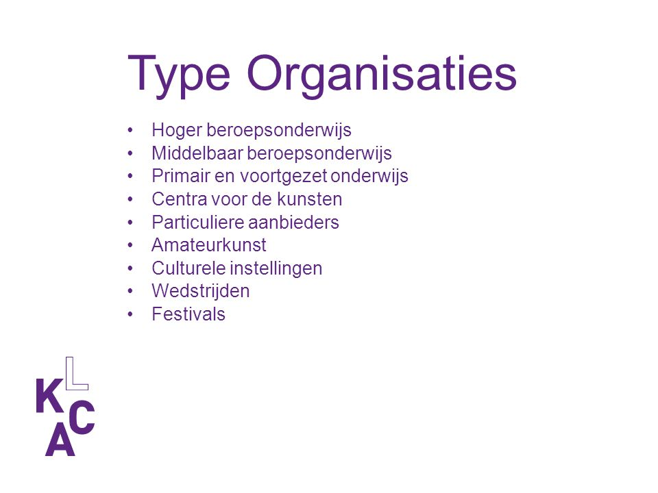 Verbindingen Zichtbare regionale samenwerkingsverbanden Vo-scholen dans noemen Kunstbedrijf Arnhem, Lucia Marthas, Fontys, Codarts Centra en part.