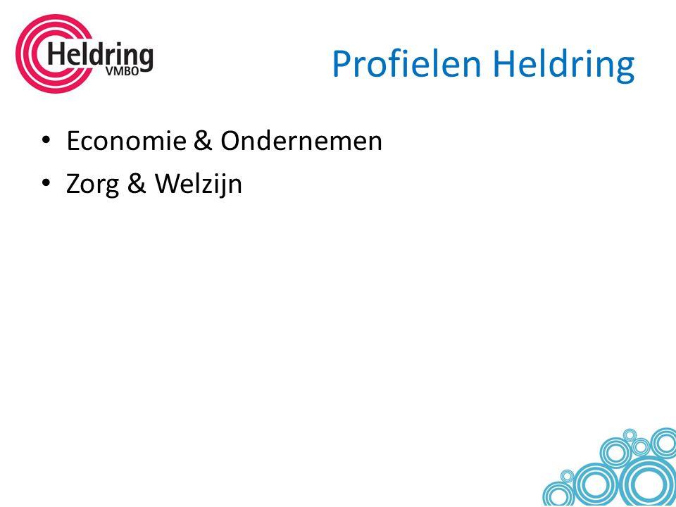 Profielen Heldring Economie & Ondernemen Zorg & Welzijn
