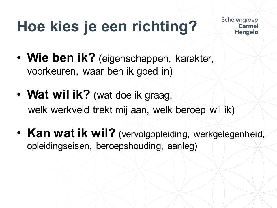 Vernieuwing vmbo Vernieuwing beroepsgericht vmbo -> profielen Elk profielvak heeft 4 modulen en daarnaast kiest een leerling 4 keuzevakken (binnen of buiten profielvak) www.vernieuwingvmbo.nl
