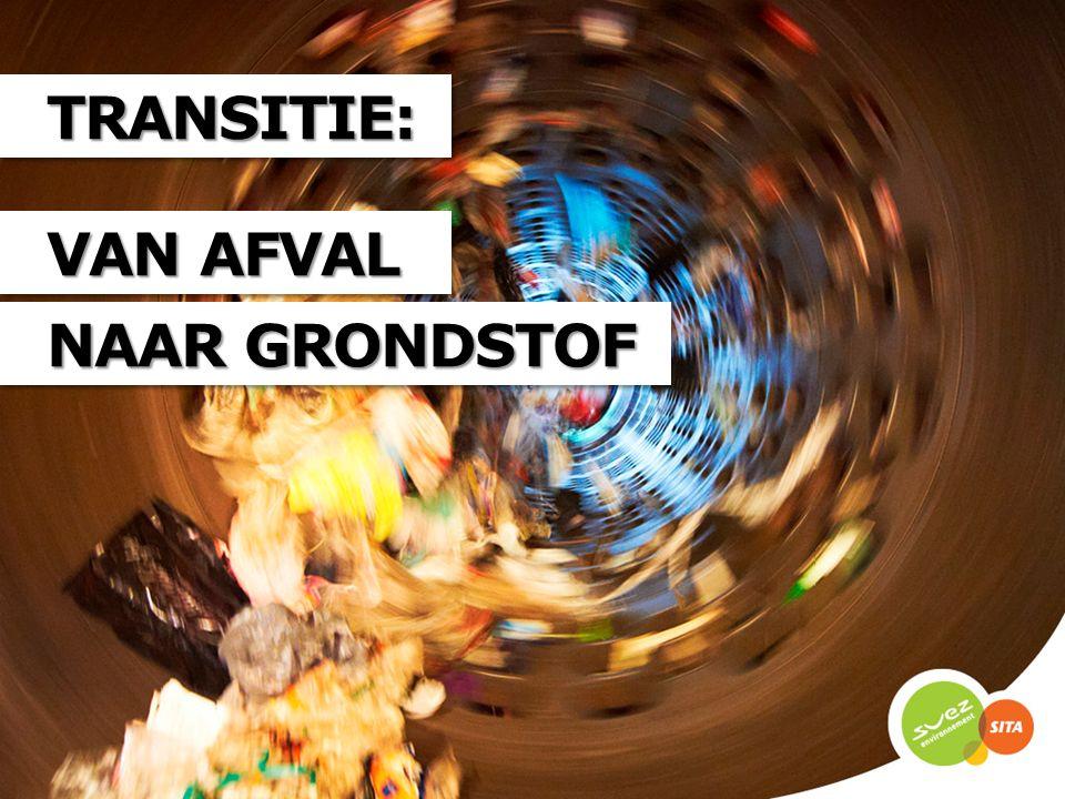 VAN AFVAL TRANSITIE: NAAR GRONDSTOF