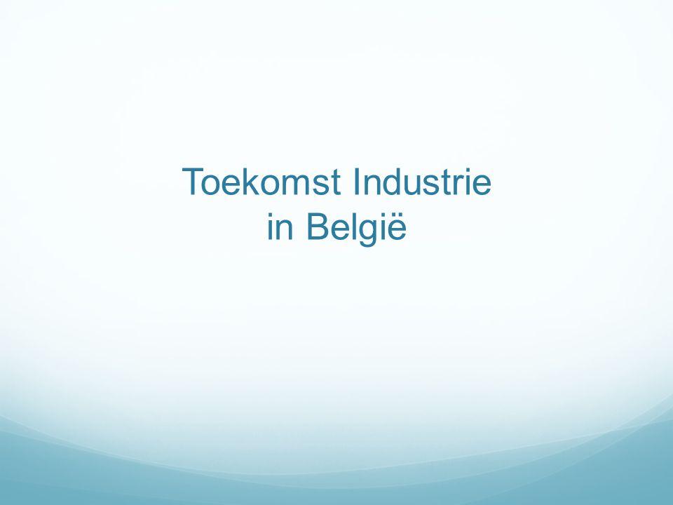 Toekomst Industrie in België